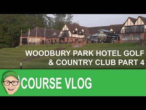 Woodbury Park Hotel Golf & Country Club Part 4
