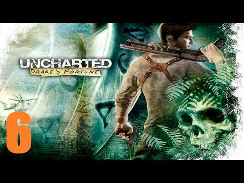Uncharted: Drake's Fortune Story Walkthrough (Part 6)