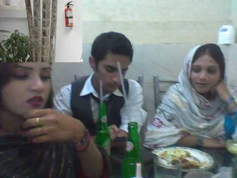 faheem with call girls
