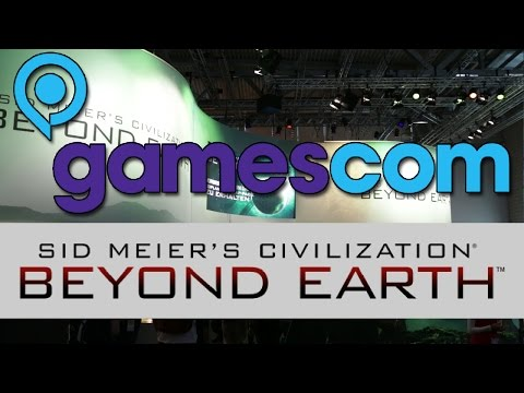 Gamescom 2014 - Civilization Beyond Earth Interview