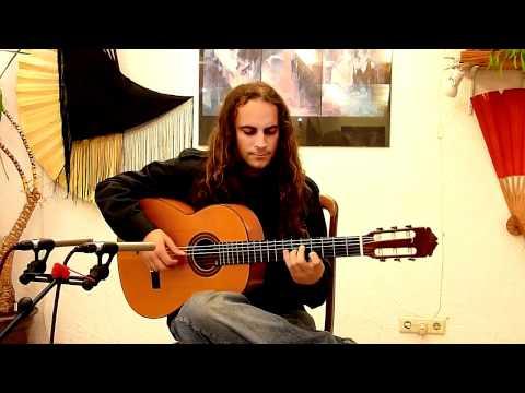 Flamenco guitar HD - Amir John Haddad - Balada
