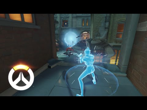 Tracer Ability Overview   Overwatch