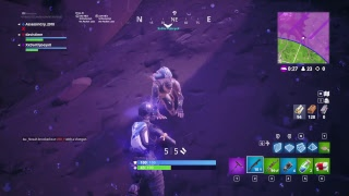 Duos but the hole thing is dad jokes   Fortnite Ps4 Keyboard and mouse gameplay Funny moments