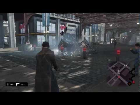 Watch Dogs - Open World Gameplay Premiere Commentary - Eurogamer