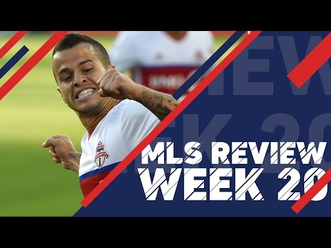 Giovinco, Drogba net hat-tricks & New York is red again | MLS Review, Week 20