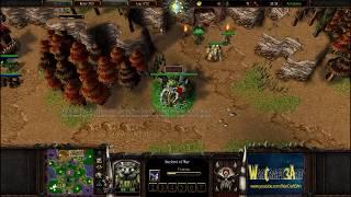 Lyn(ORC) vs Moon(NE) - WarCraft 3 Frozen Throne - RN3367