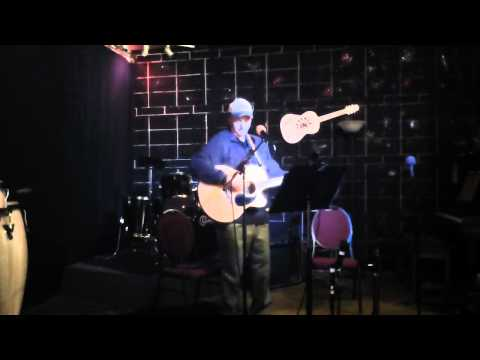 Songwriter Tony Cardo at Influence Music Hall
