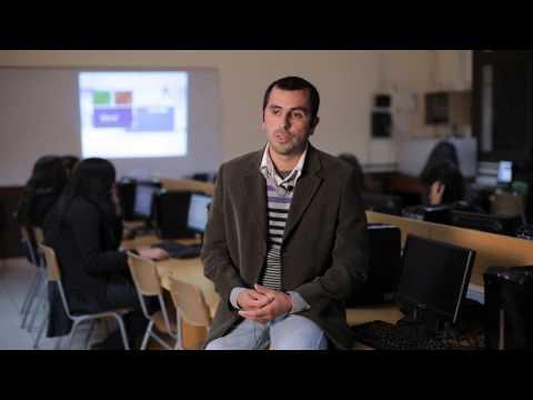 Programa Academias Microsoft en el Colegio Nuestra Señora de la Presentación