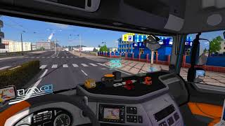 Euro Truck Simulator 2 - The DAF XF Euro 6