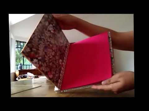 Albumes para recortes/scrapbooking albums. DE's Quilts, septiembre 2013