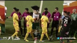 دوري بلس - ملخص مباراة الباطن ضد القادسية في الجولة 6 من دوري جميل