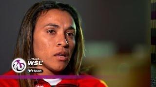 Brazilian women's football legend Marta | FATV Exclusive