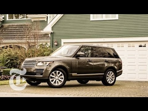 2016 Range Rover Td6   Driven Car Reviews   The New York Times