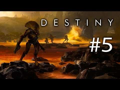 DESTINY - LOS GUARDIANES DE MARTE - Episodio 5