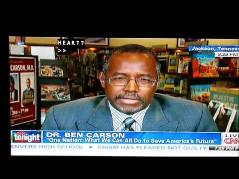 DR BEN CARSON: OBAMACARE TRUTH. OBAMA IS A MARXIST 6/3/2014