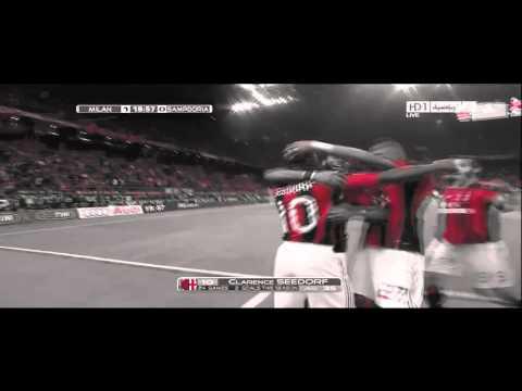 AC Milan - Sampdoria Goal Seedorf