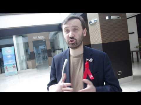 Ilya Ponomarev, member RUSSIAN Parliament: says tomorrows referendum in Donetsk