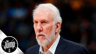 Is Gregg Popovich facing his toughest test? | The Jump | ESPN