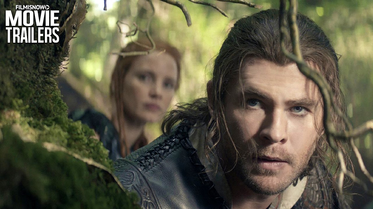 Chris Hemsworth is an elite huntsman in THE HUNTSMAN: WINTER'S WAR | Trailer #3 [HD]