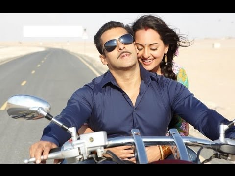 SAANSON NE DABANGG 2 (OFFICIAL) VIDEO SONG | SALMAN KHAN, SONAKSHI SINHA