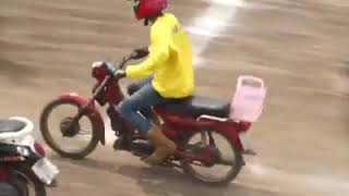 FUNNY LOCAL BIKE RACE TO MAKE YOUR DAY