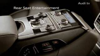 Audi A8: Summary of all its Technology...