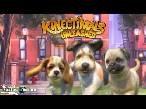 Official Kinectimals Unleashed (by Microsoft Corporation) Launch Trailer (iOS/Android/Windows)