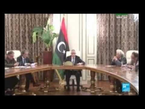 Libya dismisses PM as oil tanker 'breaks blockade'