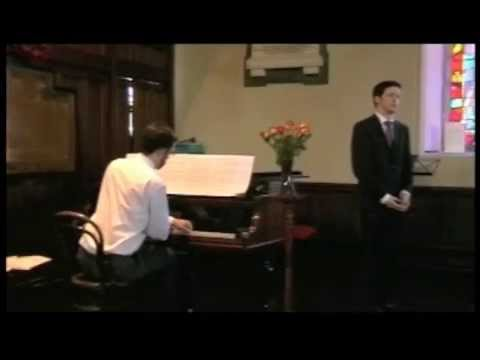 Eoin Hynes -Tenor- If I loved you