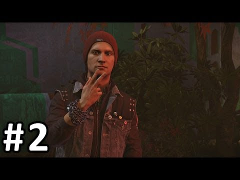 Infamous Second Son Gameplay Walkthrough Cole's Legacy Part 2