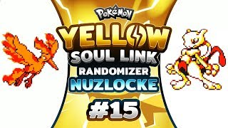 Pokemon Yellow Soul Link - EP15 | A COSTLY DEATH!