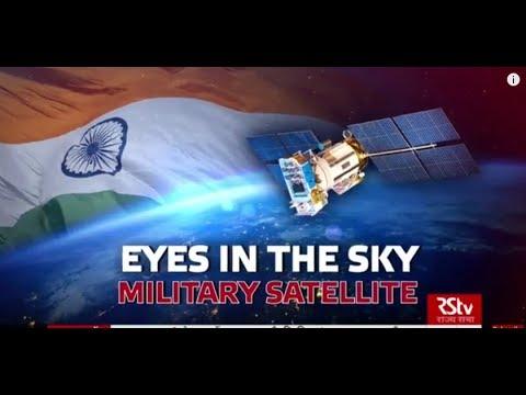 In Depth - Eyes In The Sky: Military Satellite