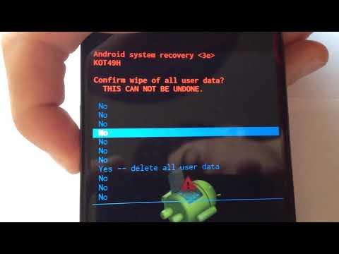 Desbloquear Telefono Android por intentos Errados en el Patron de Desbloqueo | 2014