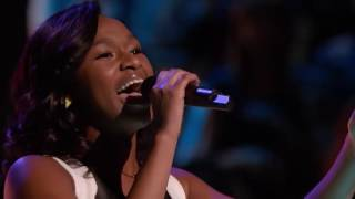 Download Lagu The Voice 2016 Knockout   Shalyah Fearing   A Broken Wing Gratis STAFABAND