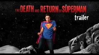 The death and return of superman - OFFICIAL TRAILER 2012
