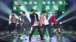 120907 VIXX - Rock UR Body @KBS Music Bank