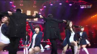 download lagu T-ara-crycry티아라-크라이크라이 Sbs Inkigayo 인기가요 20120101 gratis