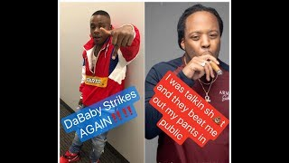 DaBaby strikes AGAIN‼️  Why Cam ColdHeart got  punished in Louis Vuitton