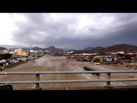 Hi Definition Spring Storms in Western Saudi Arabia March, April and May 2013
