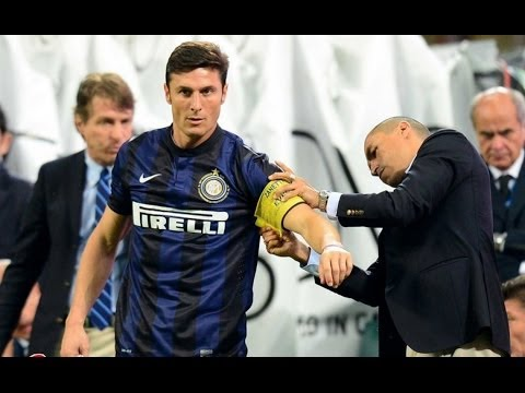 Javier Zanetti vs Lazio(11/05/2014)13-14 HD 720p by轩旗