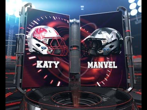 Katy vs Manvel Full Game - NRG Stadium 12-4-2015