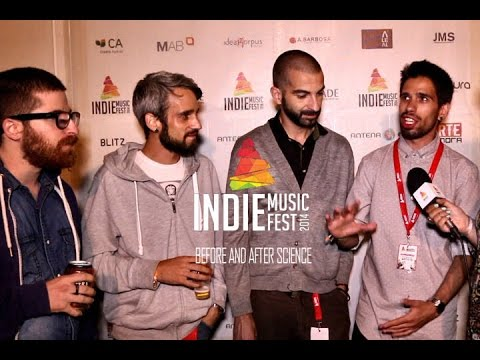 Before And After Science | Indie Music Fest Entrevista iDSTV