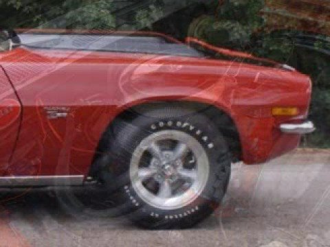 1970 Chevrolet Nickey Z-28 Coupe LT1 350/360 HP M22 4-Speed
