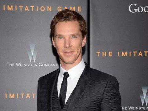 Benedict Cumberbatch Breaks the Code
