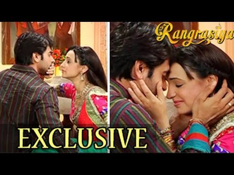 Rangrasiya 25th July 2014 FULL EPISODE  | Paro's PREGNANCY ROMANTIC Moments