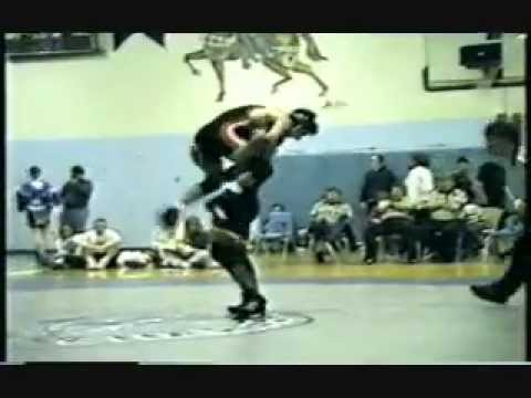 Sidney Billups Wrestling Highlights Exciting Folkstyle 2 Time State Champion D1 NCAA Qualifier