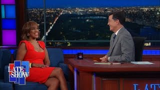 Gayle King Explains The Success of CBS This Morning