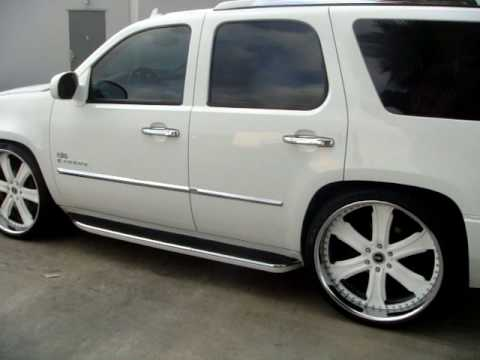 New Whip 08 Tahoe On 26 S Youtube