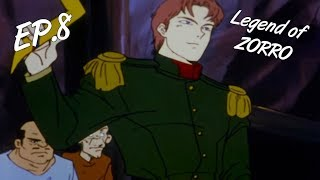 MYSTERY MOUNTAIN - The Legend of Zorro, ep. 8 - EN