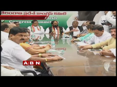 Congress Leaders Responds On CM KCR Review Meeting Over Status Of Cases | ABN Telugu